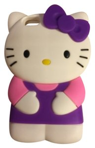 Other Hello Kitty Rubber 3D Case Iphone 5