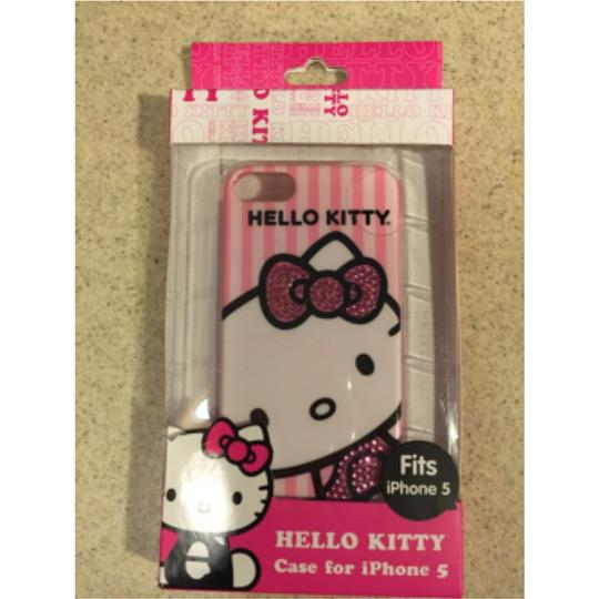 Other Sanrio Pink Hard Plastic Cover For Iphone 5