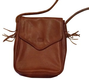 Leather crossbody Cross Body Bag