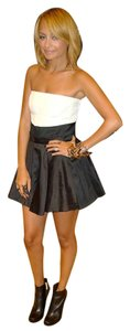 Winter Kate Mini Skirt Blac
