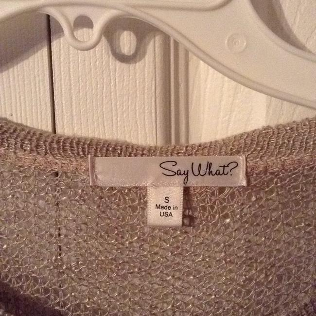 Say What? Sweater