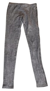 Guess Gray denim print Leggings