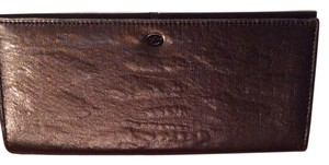 Francesco Biasia Brown Clutch