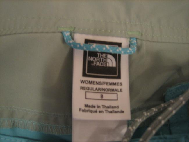 The North Face Board Shorts Blue/Green