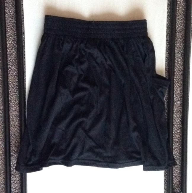 American Apparel Mini Skirt Blac