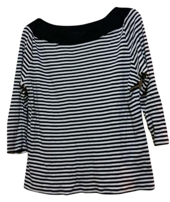 Preload https://item3.tradesy.com/images/chaps-navy-and-white-tunic-size-12-l-5208217-0-6.jpg?width=400&height=650