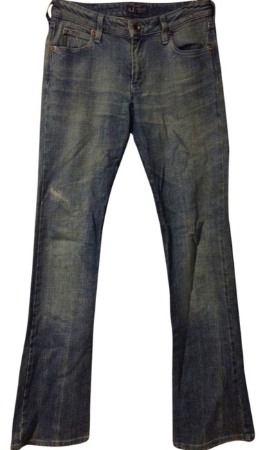 Preload https://item1.tradesy.com/images/armani-jeans-boot-cut-jeans-size-26-2-xs-5208280-0-0.jpg?width=400&height=650