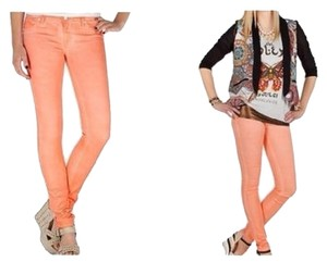 Miss Me Denim Jegging Legging Skinny Jeans-Coated