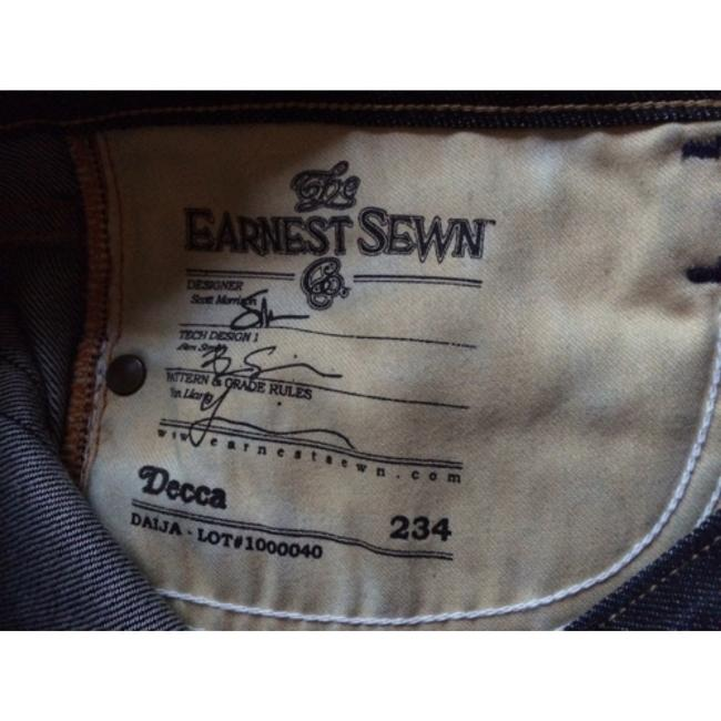 Earnest Sewn Straight Leg Jeans