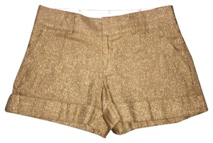 Club Monaco Shorts Gold