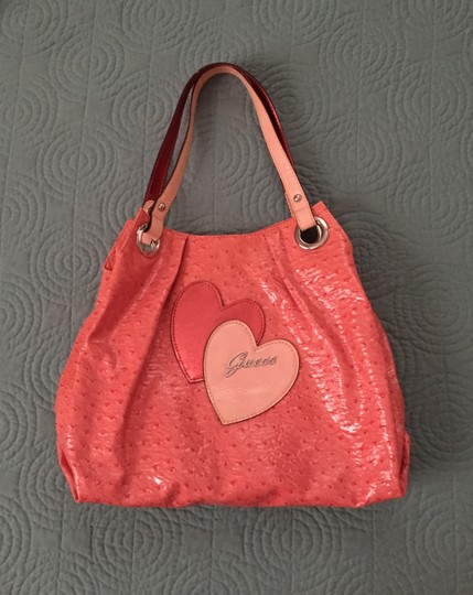 Guess Tote in Pink