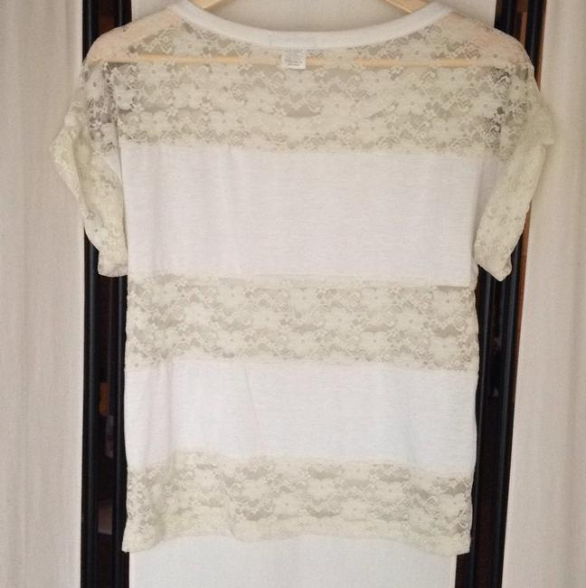 Lilly Lou Top Cream