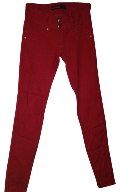 Preload https://item1.tradesy.com/images/red-skinny-jeans-size-29-6-m-5209420-0-0.jpg?width=400&height=650
