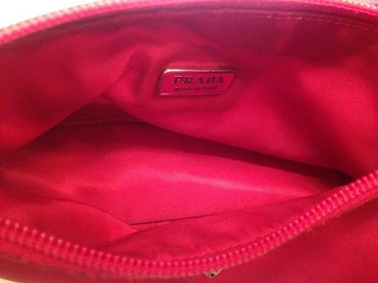 Prada Nylon Pouchette Shoulder Bag