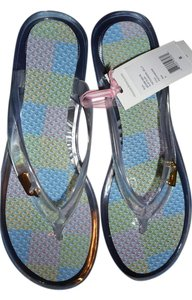 Vineyard Vines Nautical Beach Beachwear Sandals