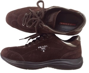 Prada Brown Athletic