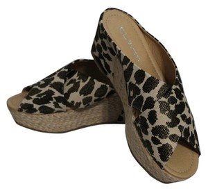 CL by Laundry Animal Print Mules