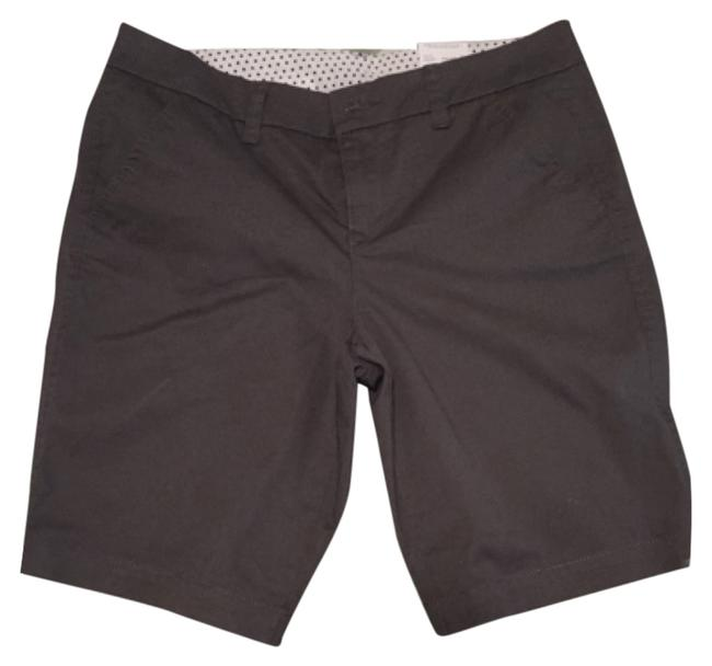 JCPenney Bermuda Shorts Dark evergreen