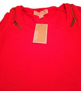 Michael Kors T Shirt Orange coral