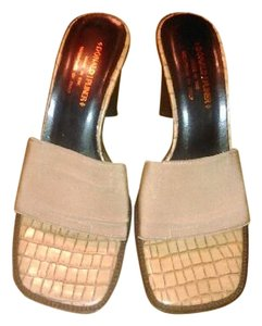 Donald J. Pliner Beige Sandals