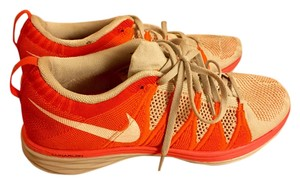 Nike Orange & White Athletic