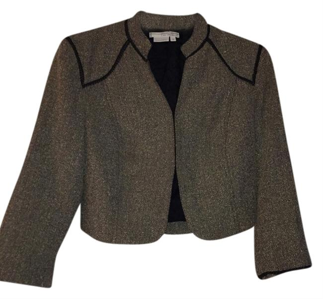 To the Max Black and Tan Blazer