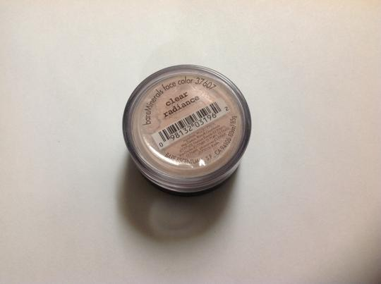 bareMinerals Sealed bare minerals clear radiance .85g escentuals