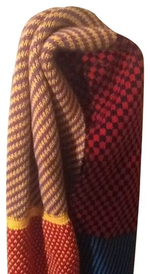 Urban Outfitters Multi-color infinity scarf