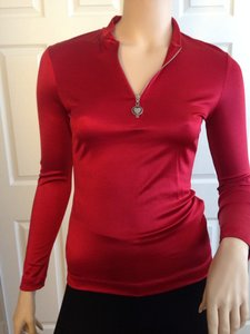 Mossimo Top Red