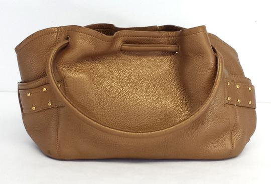 Cole Haan Leather Cinched Tote