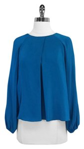 Alice & Trixie Silk Long Sleeve Top