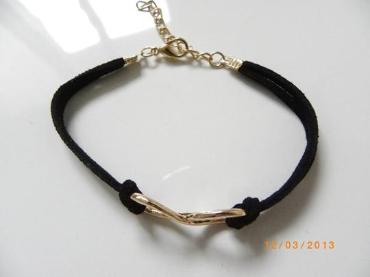 Other 4 bracelets wholesale Gold Chain Infinity Symbol Leather Bracelet