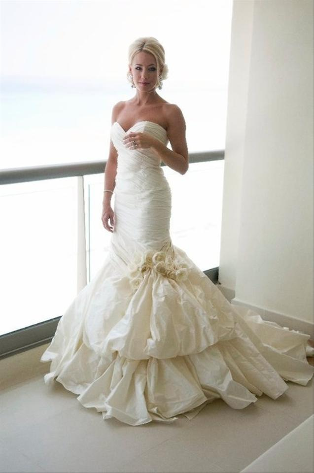 Ines di santo wedding dress tradesy for Ines di santo wedding dresses prices