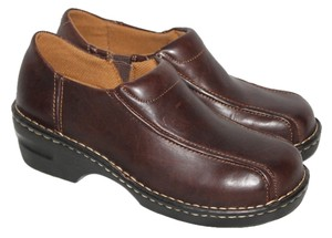 Eastland Brown Wedges