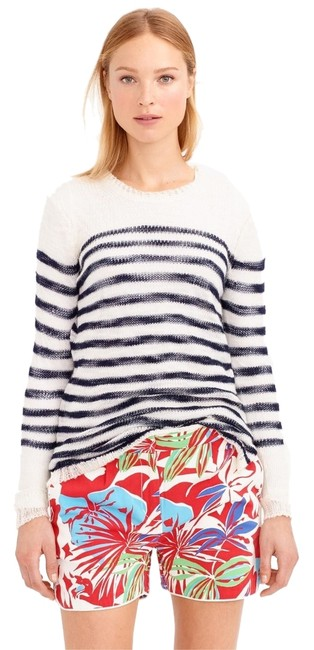 J.Crew Dress Shorts Red, white, blue, green