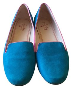 Plenty by Tracy Reese Teal Flats