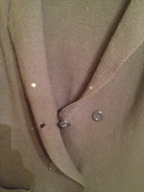 Banana Republic Gray Blazer
