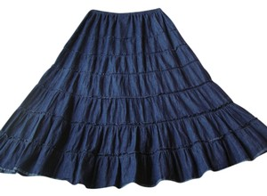 Metro Wear Skirt Denim