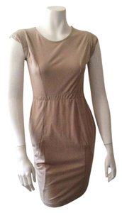 H&M short dress Beige on Tradesy