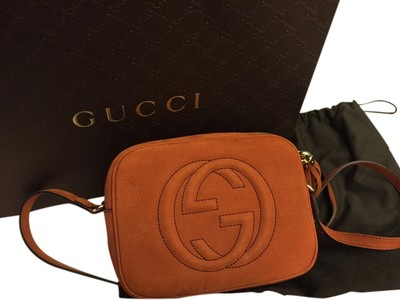 a3fbf910cc97 Gucci Soho Disco Bag Burnt Orange | Stanford Center for Opportunity ...