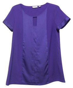 New York & Company Top Purple