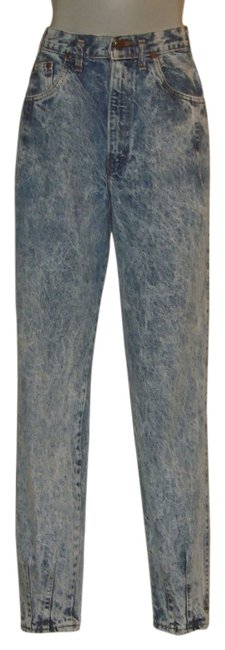 Other Relaxed Fit Jeans-Acid
