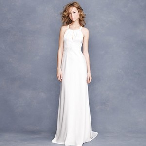 J.Crew Ivory Other Bettina Vintage Wedding Dress Size 2 (XS)