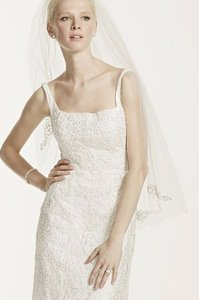 Oleg Cassini Style Number Cwg669 Wedding Dress