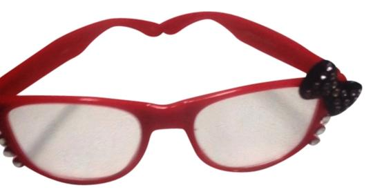 Preload https://item3.tradesy.com/images/hello-kitty-red-black-sunglasses-521782-0-0.jpg?width=440&height=440