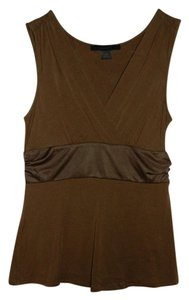 Express Top Brown