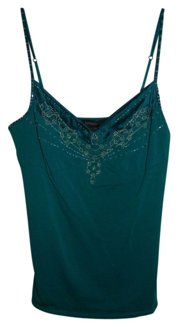 Preload https://item1.tradesy.com/images/express-teal-tank-topcami-size-4-s-521790-0-0.jpg?width=400&height=650
