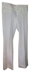 Lilly Pulitzer Jet Set Trouser Boot Cut Pants White