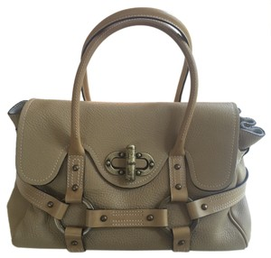 Luella Satchel in Tan