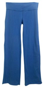 Lululemon Boot Cut Pants blue